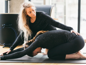 The AlliB Interview – Master Pilates Instructor