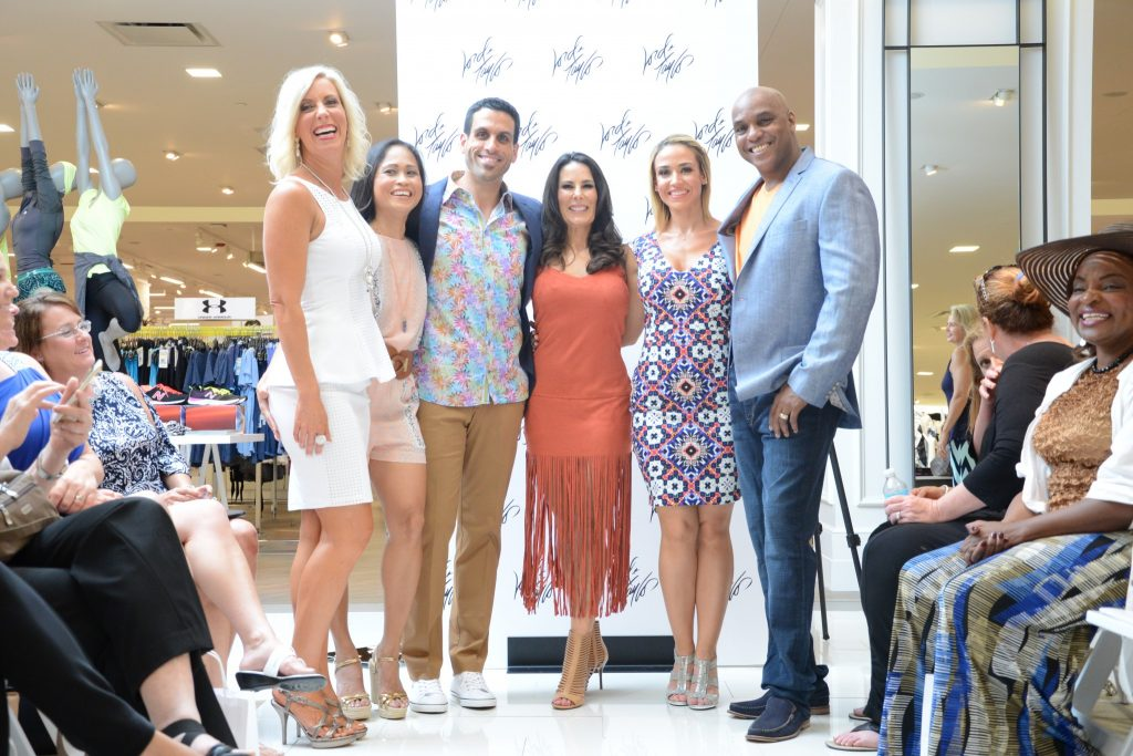 Book Signing & Fashion Show