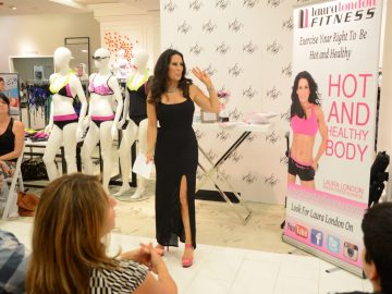 Hot and Healthy Body Book Signing