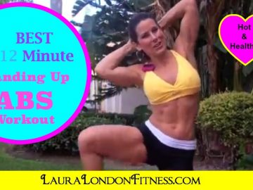 12 Minute Standing Up Abs