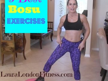 5 Best Bosu Exercises