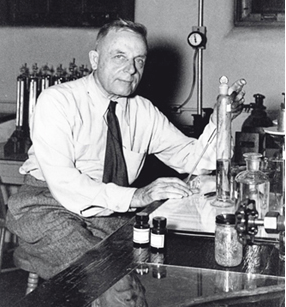 Dr. Otto Warburg, Nobel Prize Winner