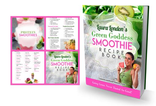 Green Goddess Smoothies