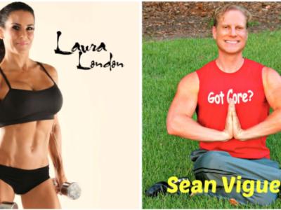 Laura London & Sean Vigue