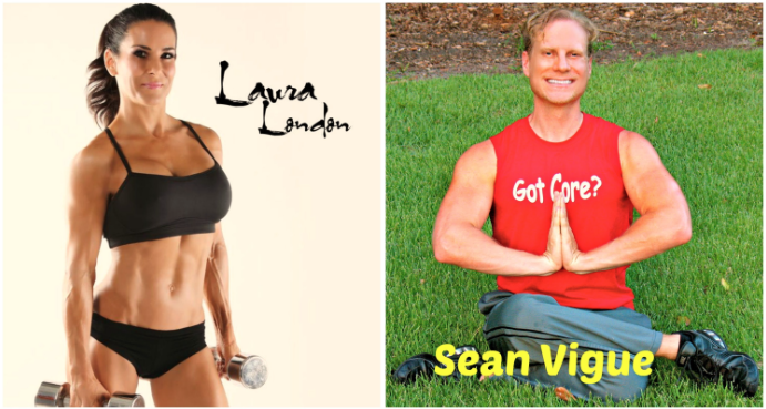 Laura London & Sean Vigue