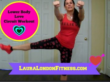 Lower Body Love with Laura
