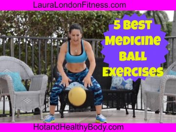 5 Best Medicine Ball Exercises