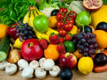 Benefits of Fruits and Vegetables