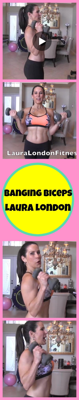 banging biceps