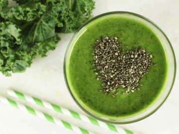 Banana Kale Dream Smoothie