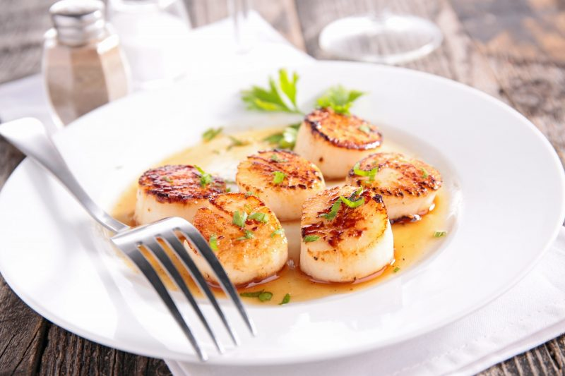 Scallop Recipe