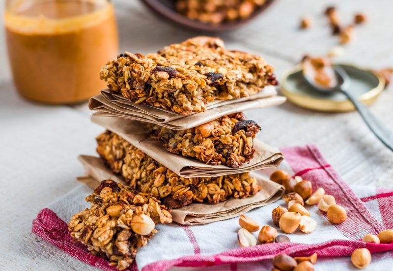 homemade Healthy Protein Bars