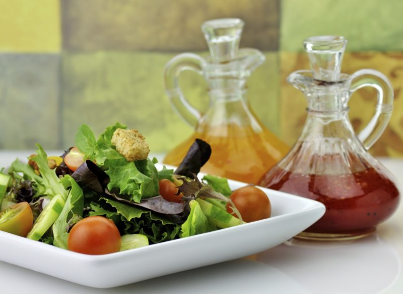 honey mustard vinaigrette