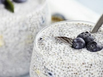 The Best Protein Chia Seed Pudding