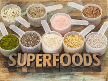 Healthy Super Foods