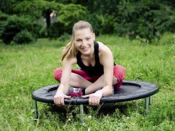 Benefits of Rebounding