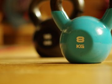 Kettlebell Crush circuit Workout