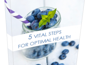 5 Vital Steps For Optimal Health