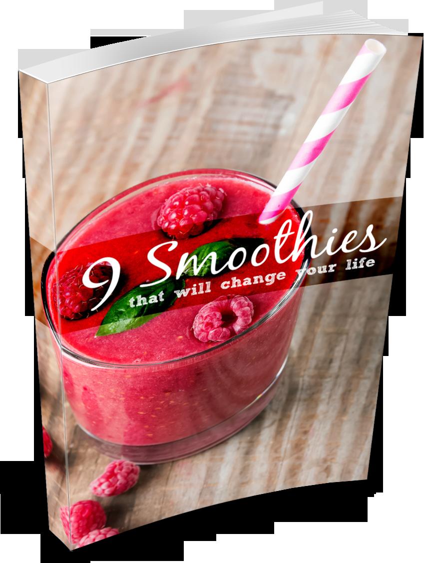 9 Sexy Smoothies