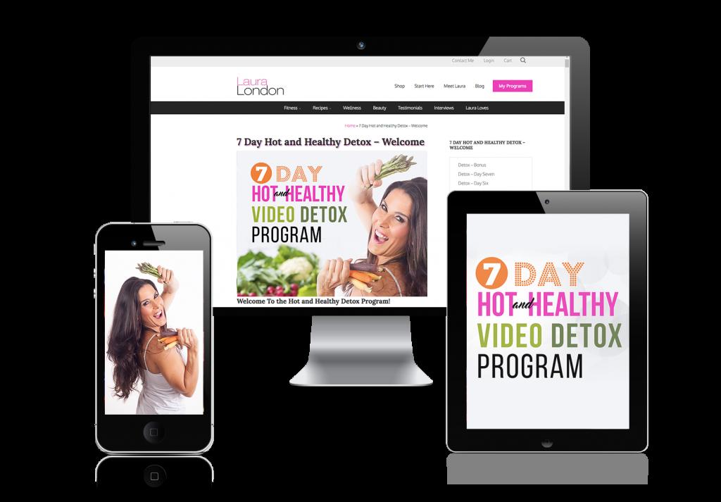 7 Day Detox Program