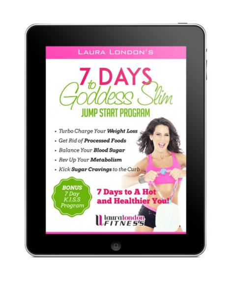 7 days to Goddess Slim Jump Start Program