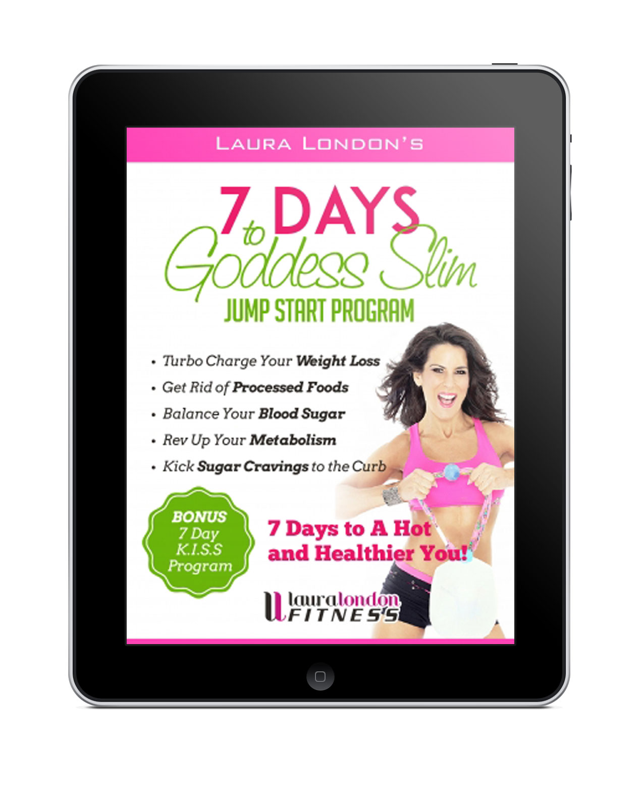 7 days to Goddess Slim Jump Start Program