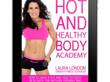 Ipad Hot and Healthy Body Academy