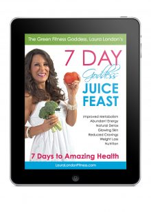 Ipad 7 Day Goddess Juice Feast