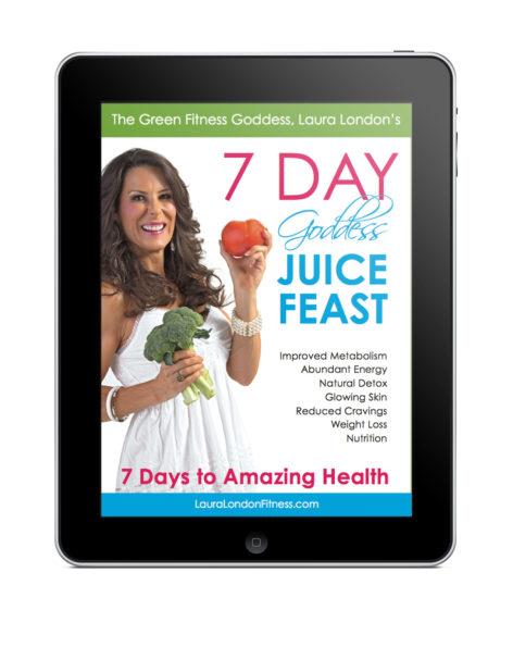 Ipad 7 Day Goddess Juice Feast