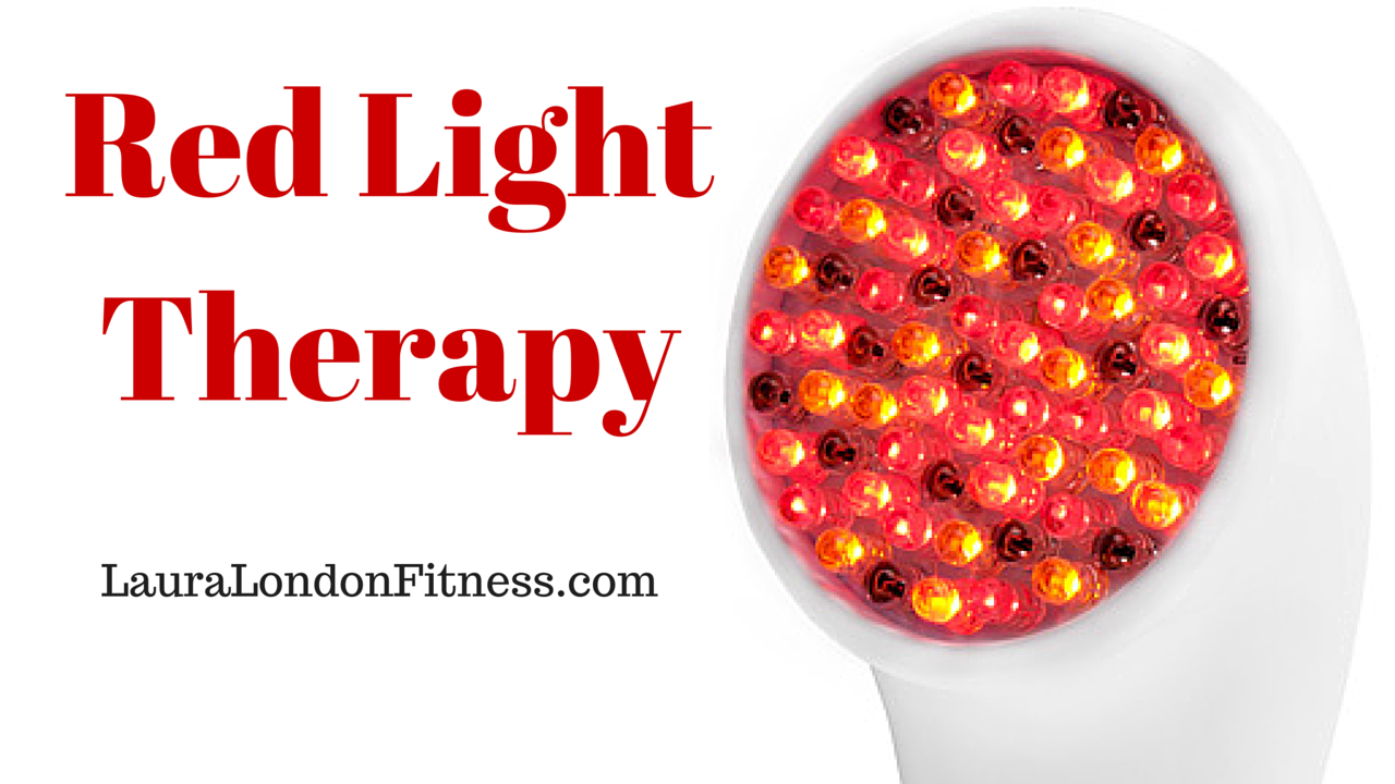 red light therapy for anti