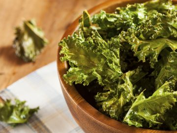 Best Crispy Kale Chips