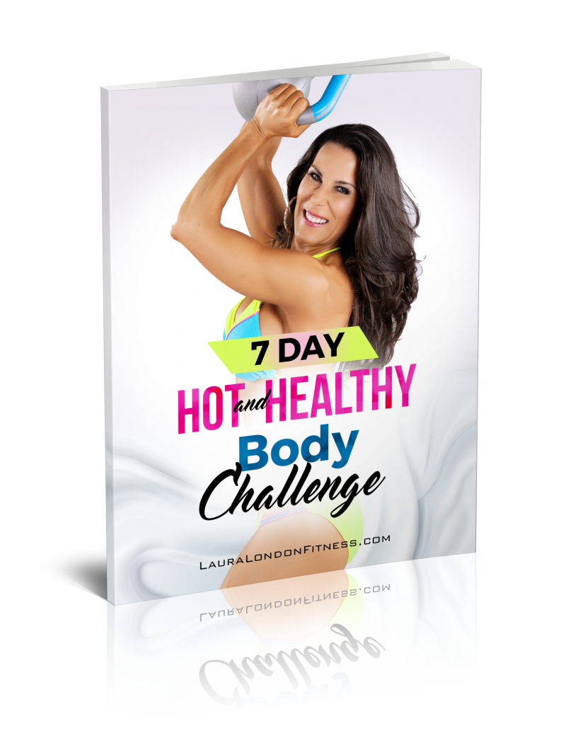 7 Day Hot Body Challenge