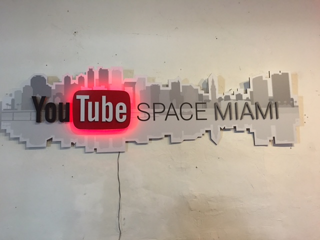 YouTube creator day Miami