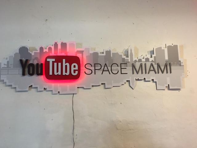 YouTube creator day Miami