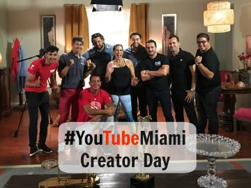 YouTube Miami Creator Day