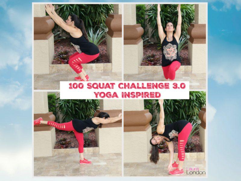 100 Squat Challenge