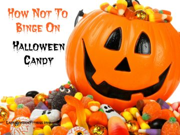 How Not To Binge On Halloween Candy