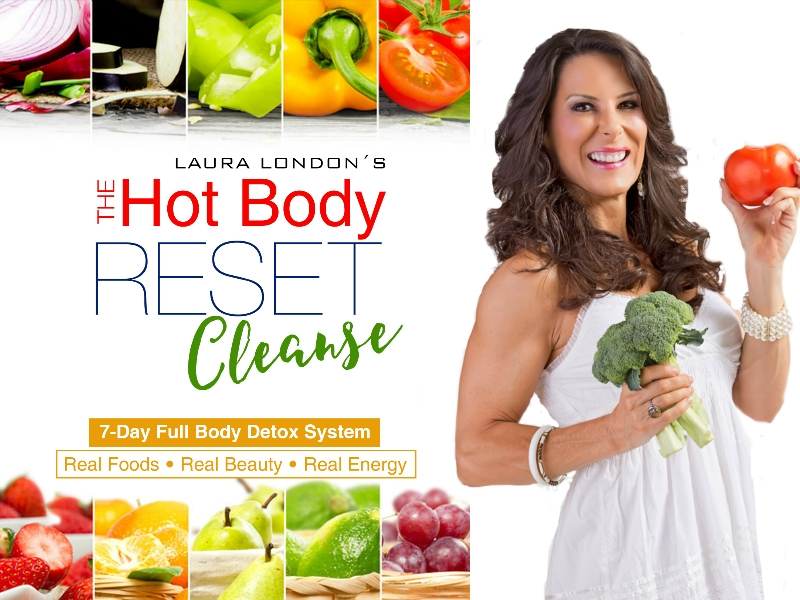 Hot Body Reset detox
