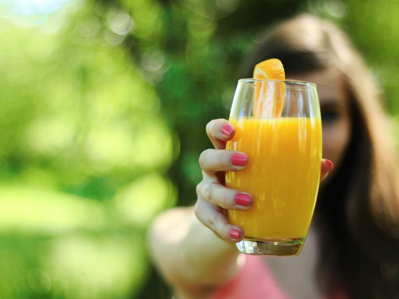 Is juicing a safe way to lose weight