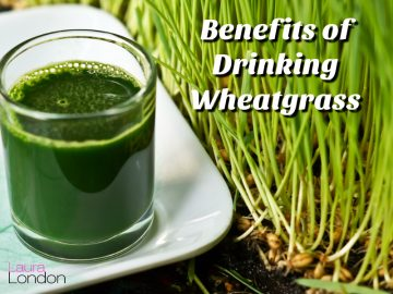 Benefits of Drinking Wheatgrass