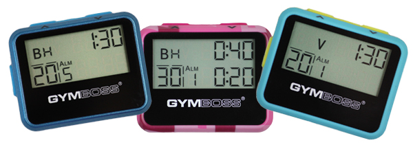 Gym Boss Timer