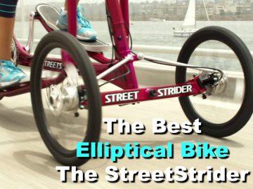 StreetStrider The Best Elliptical Bike