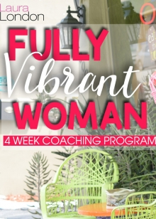 Fully Vibrant Woman week coaching program