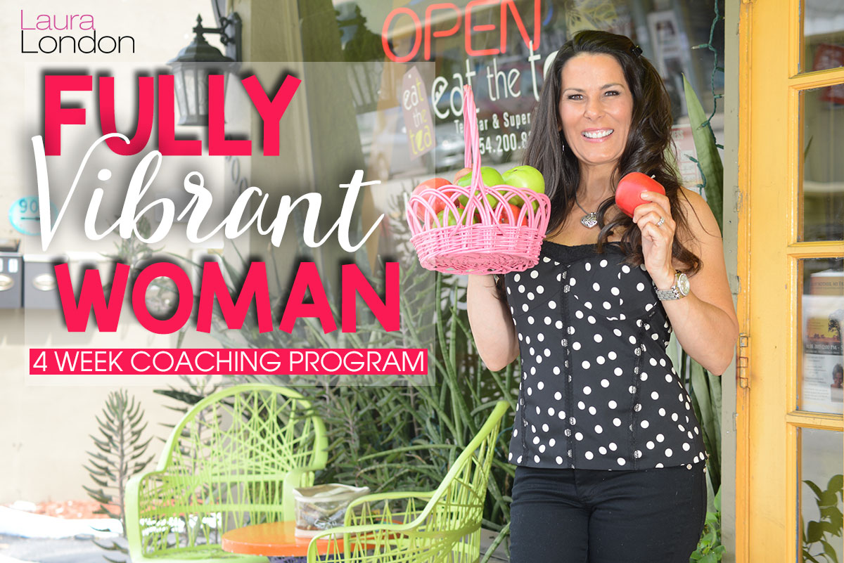 Fully Vibrant Woman week coaching program