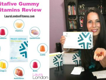 Vitafive Vitamins – Custom Gummy Vitamin Packs