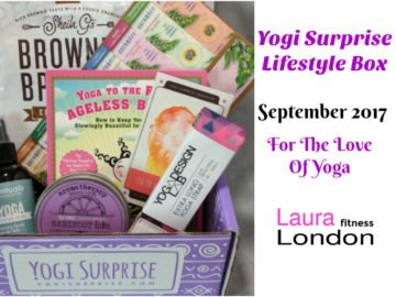 Yogi Surprise Lifestyle Box