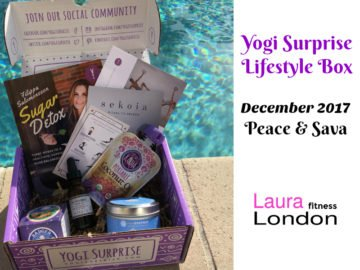 Yogi Surprise Lifestyle Box – December 2017