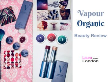 Vapour Organic Beauty Review