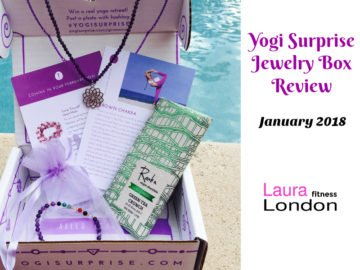 Yogi Surprise Jewelry Box Review – January 2018
