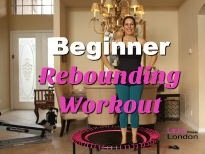 beginner rebounding workout